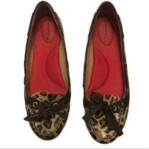Sperry Shoes - Sperry Leopard Flat
